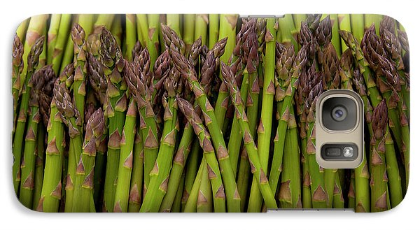Scotts Asparagus Farm, Marlborough Galaxy S7 Case by Douglas Peebles