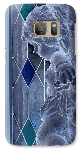 Galaxy Case featuring the photograph Shades Of Night by Terry Webb Harshman