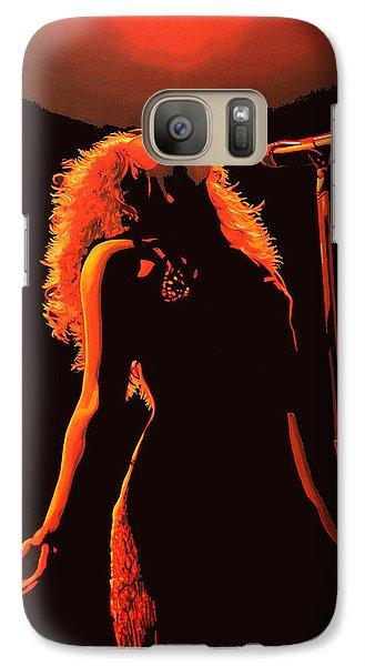 Shakira Galaxy S7 Case by Paul Meijering