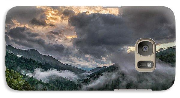 Smoky Sunset Galaxy S7 Case
