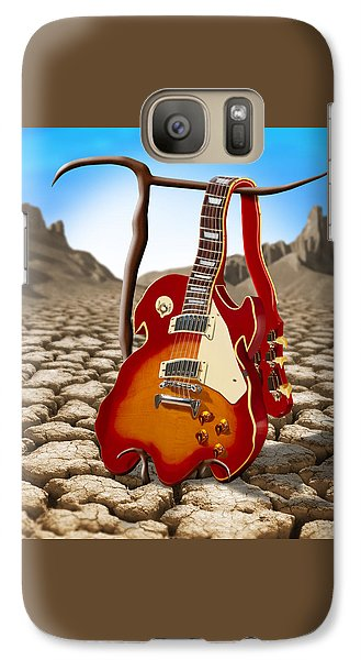 Soft Guitar II Galaxy Case by Mike McGlothlen
