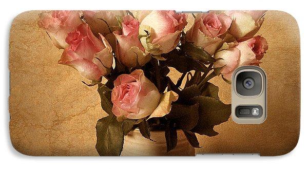 Soft Spoken Galaxy S7 Case by Jessica Jenney