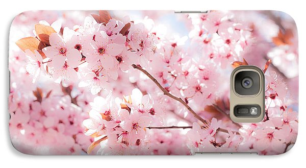 Galaxy Case featuring the photograph Spring by Roselynne Broussard