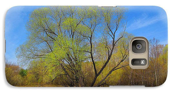 Galaxy Case featuring the photograph Spring Time by Vladimir Kholostykh