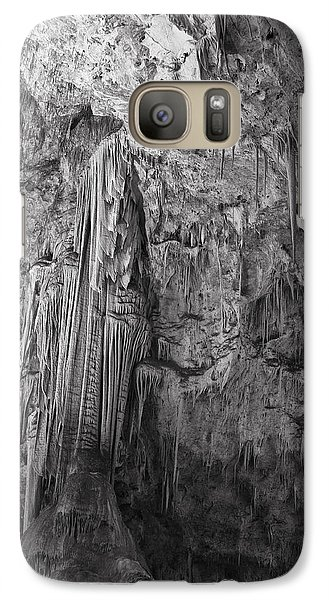 Stalactites In The Hall Of Giants Galaxy S7 Case by Melany Sarafis