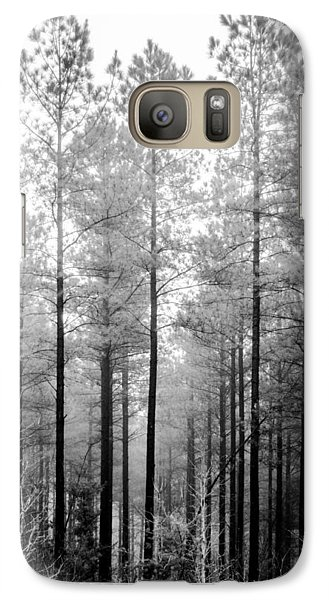 Galaxy Case featuring the photograph Standing Tall by Laura DAddona