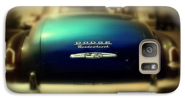 Galaxy Case featuring the photograph Step Back In Time by Paul Cammarata