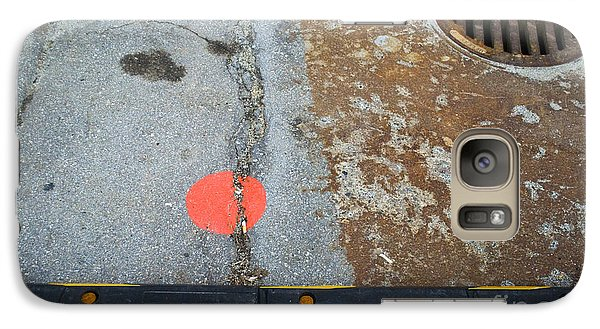 Street Markings  Galaxy S7 Case