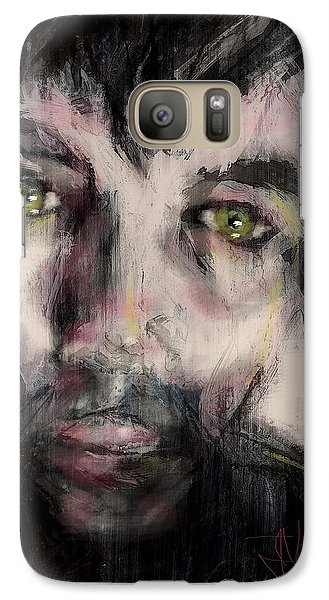 Galaxy Case featuring the photograph Stuart by Jim Vance