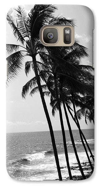 Galaxy Case featuring the photograph Succession by Karen Nicholson