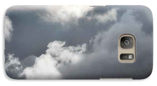 Galaxy Case featuring the photograph Sun Amongst The Clouds by Alohi Fujimoto