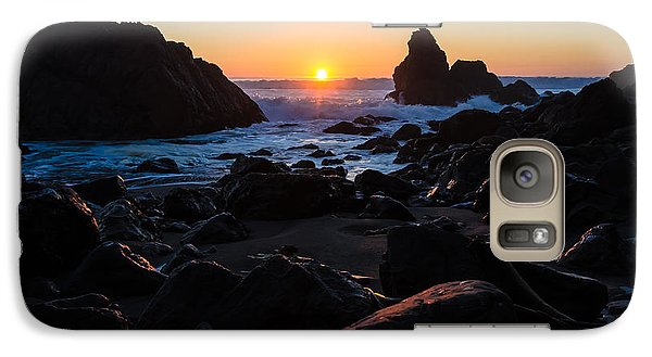 Galaxy Case featuring the photograph Sun Kissed by CML Brown