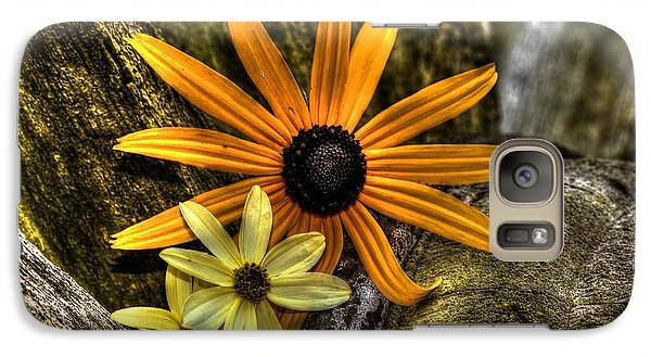 Galaxy Case featuring the photograph Sunny by Michaela Preston