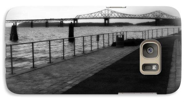 Galaxy Case featuring the photograph Tappan Zee Bridge V by Aurelio Zucco