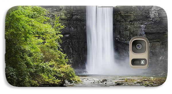 Taughannock Falls State Park Galaxy S7 Case by Christina Rollo