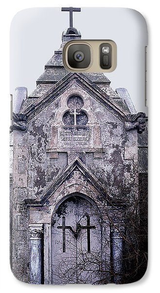 Galaxy Case featuring the photograph The Italian Vault by Terry Webb Harshman
