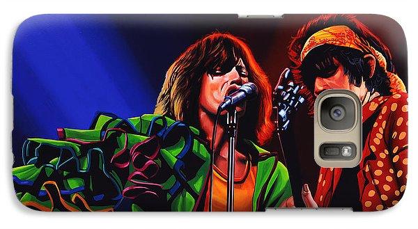 The Rolling Stones 2 Galaxy S7 Case by Paul Meijering