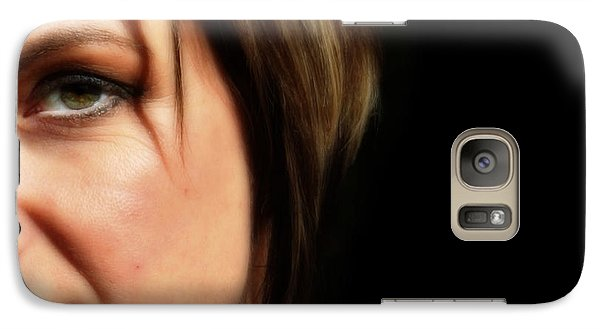 Galaxy Case featuring the photograph The Sensuous  by Jacob Smith
