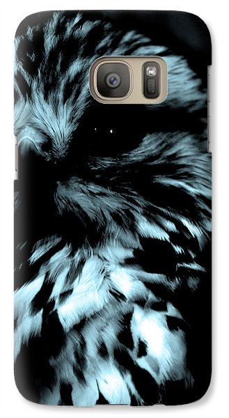 Galaxy Case featuring the photograph The Stare by Steve Godleski