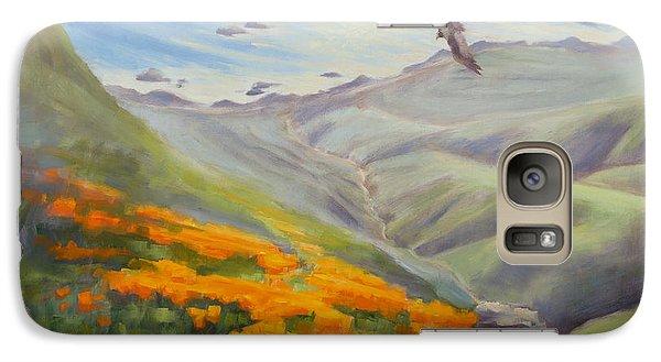 Through The Eyes Of The Condor Galaxy S7 Case by Karin  Leonard
