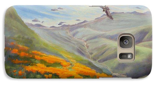 Condor Galaxy S7 Case - Through The Eyes Of The Condor by Karin  Leonard
