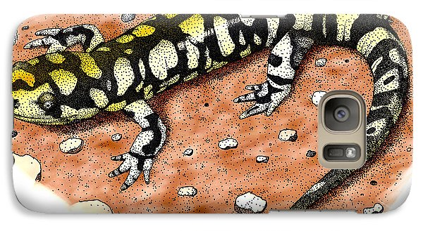 Tiger Salamander Galaxy S7 Case