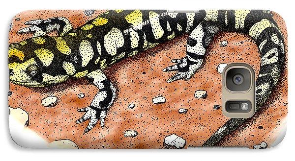 Tiger Salamander Galaxy S7 Case