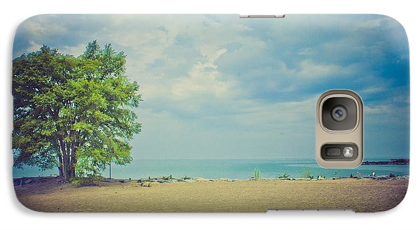 Galaxy Case featuring the photograph Tranquility by Sara Frank