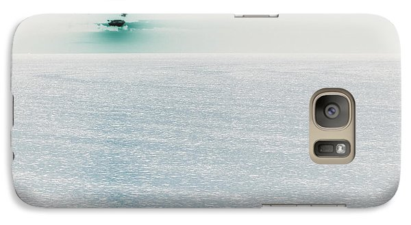 Galaxy Case featuring the photograph Travel The Night by Joy Angeloff
