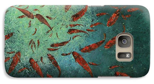 Troppi Per Contarli Galaxy S7 Case by Guido Borelli