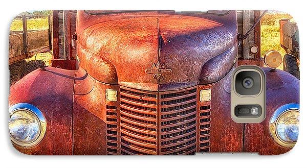 International Rust Galaxy S7 Case