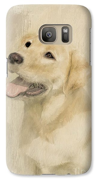 Galaxy Case featuring the photograph Unconditional Love by Linda Blair