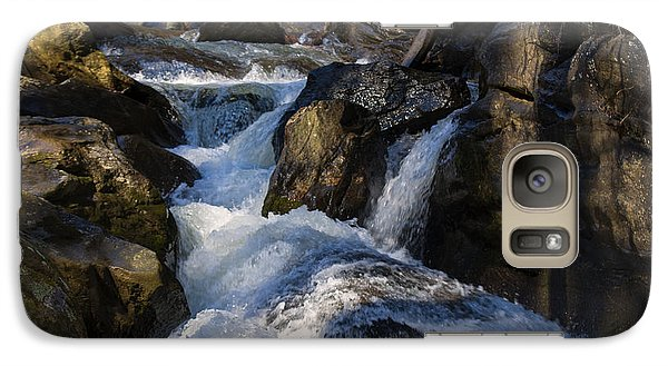 unnamed NC waterfall Galaxy S7 Case
