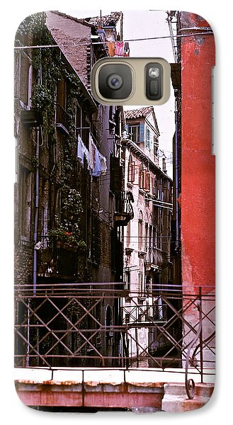 Galaxy Case featuring the photograph Venice by Ira Shander