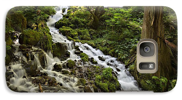 Wahkeena Creek Galaxy S7 Case