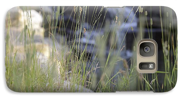 Galaxy Case featuring the photograph Water Is Life 2 by Teo SITCHET-KANDA