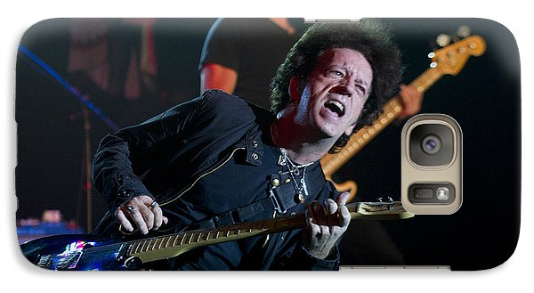 Galaxy Case featuring the photograph Willie Nile by Jeff Ross