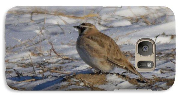 Winter Bird Galaxy S7 Case