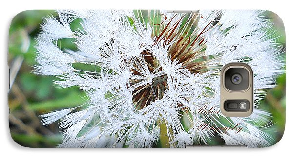 Galaxy Case featuring the photograph Wish by Robin Coaker