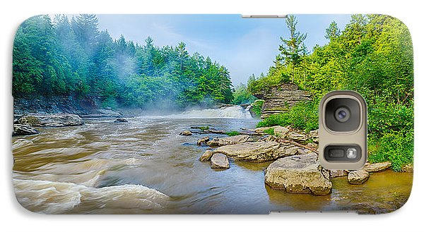 Swallow Galaxy S7 Case - Youghiogheny River A Wild And Scenic by Panoramic Images