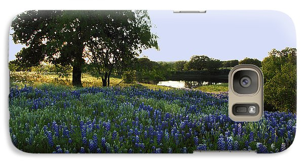 Galaxy Case featuring the photograph 10 by Susan Rovira