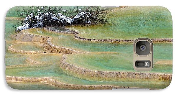 Galaxy Case featuring the photograph Huang Long by Yue Wang