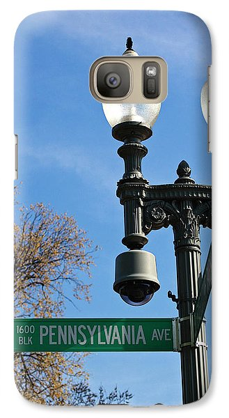 Usa, Washington, D Galaxy S7 Case by Jaynes Gallery