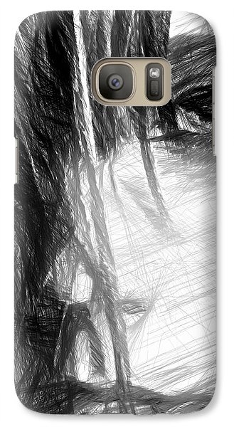 Facial Expressions Galaxy S7 Case