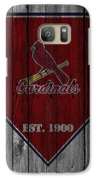 St Louis Cardinals Galaxy S7 Case
