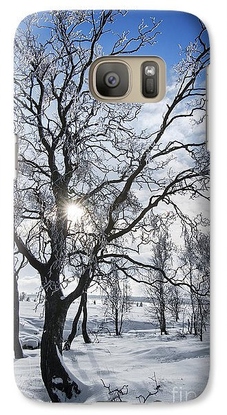 Galaxy Case featuring the photograph 130201p341 by Arterra Picture Library