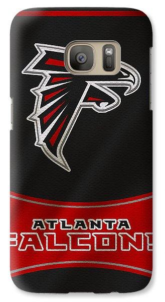 Atlanta Falcons Uniform Galaxy S7 Case