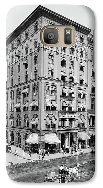 Galaxy Case featuring the photograph Massachusetts Springfield by Granger