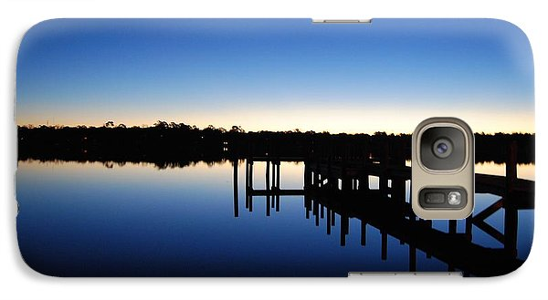 Galaxy Case featuring the photograph 15 Minutes Before Sunrise by Michele Kaiser