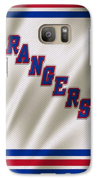 New York Rangers Galaxy S7 Case